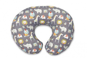 colorful u-shaped pillow for supporting baby