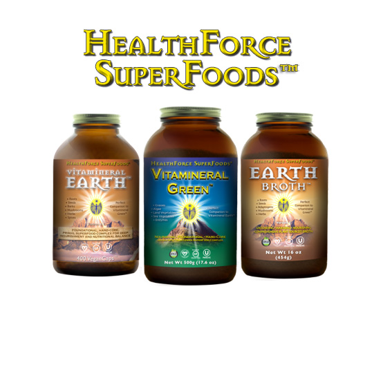 Healthforce Superfoods Products