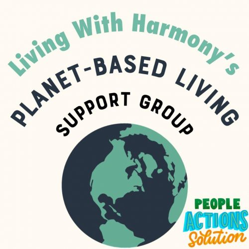 Living With Harmony Planet-Based Support Group
